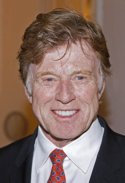 Robert Redford (*18. August 1936), Quelle: U.S. Embassy photographer JP Evans, Lizenz: Public domain