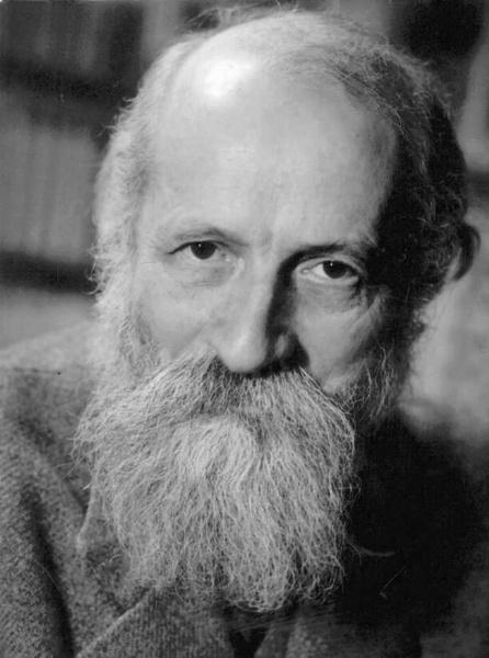 Martin Buber (*08.Februar 1878, †13.Juni 1965), Lizenz: Public domain