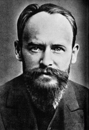 Christian Morgenstern (*06.Mai 1871, †31.März 1914), Lizenz: Public domain