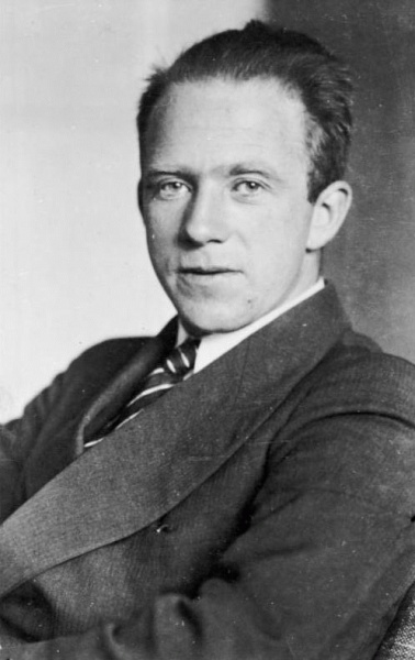Werner Heisenberg (*05.Dezember 1901, †01.Februar 1976), Quelle: Unbekannt, Lizenz: CC BY-SA 3.0 de
