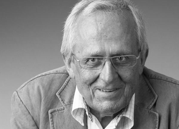 Dieter Hildebrandt (*23.Mai 1927, †20.November 2013), Quelle: Christoph Vohler, Lizenz: CC BY-SA 3.0