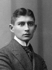 Franz Kafka (*03.Juli 1883, †03.Juni 1924), Quelle: Atelier Jacobi: Sigismund Jacobi (1860–1935), Lizenz: Public domain