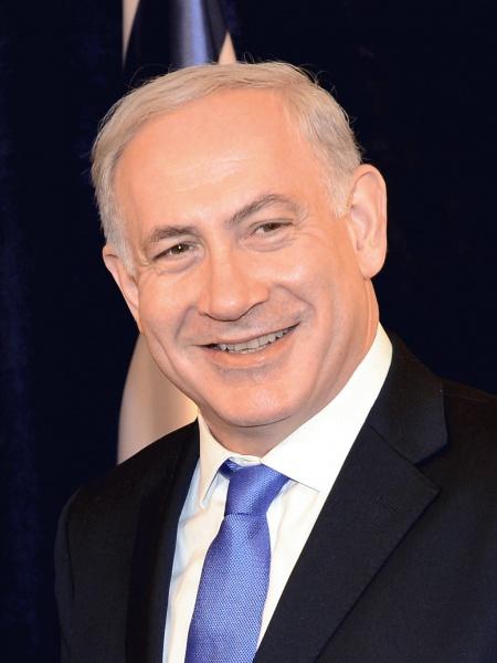 Benjamin Netanjahu (*21.Oktober 1949), Quelle: U.S. Department of State, Lizenz: Public domain