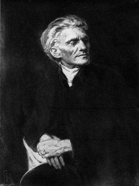 Stefan George (*12.Juli 1868, †04.Dezember 1933), Quelle: Reinhold Lepsius (1857-1922), Lizenz: Public domain