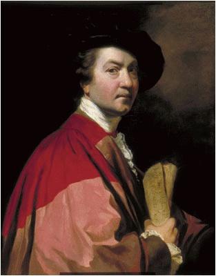Joshua Reynolds (*16.Juli 1723, †23.Februar 1792), Quelle: Joshua Reynolds, Lizenz: Public domain