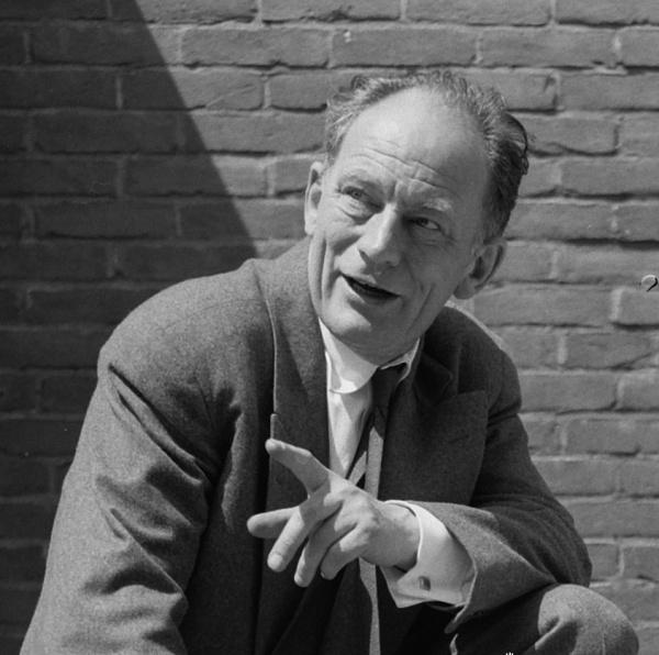 Wolfgang Staudte (*09.Oktober 1906, †19.Januar 1984), Quelle: Noske, J.D. / Anefo, Lizenz: CC BY-SA 3.0 nl