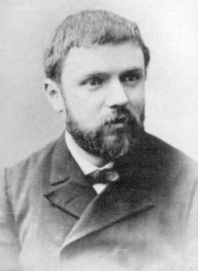 Henri Poincaré (*29.April 1854, †17.Juli 1912), Quelle: Eugène Pirou (1841–1909) [1], Lizenz: Public domain