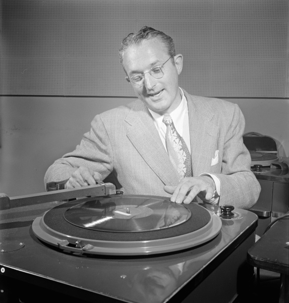 Tommy Dorsey (*19. November 1905, †26. November 1956), Quelle: William P. Gottlieb, Lizenz: Public domain