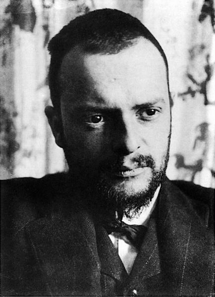 Paul Klee (*18.Dezember 1879, †29.Juni 1940), Quelle: Alexander Eliasberg (1878–1924), Lizenz: Public domain