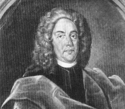Erich Philipp Ploennies (*01.März 1672, †28.Dezember 1751), Quelle: Unbekannt, Lizenz: Public domain