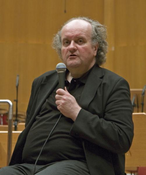 Wolfgang Rihm (*13.März 1952), Quelle: Hans Peter Schaefer, http://www.reserv-a-rt.de, Lizenz: CC-BY-SA-3.0