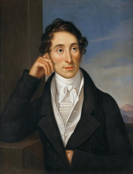 Carl Maria von Weber (*19.November 1786, †05.Juni 1826), Quelle: Caroline Bardua, Lizenz: Public domain