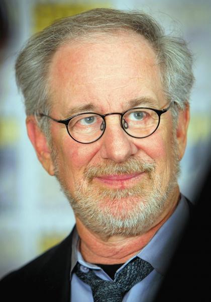Steven Spielberg (*18.Dezember 1946), Quelle: Gerald Geronimo at http://www.flickr.com/photos/g155, Lizenz: CC BY-SA 2.0