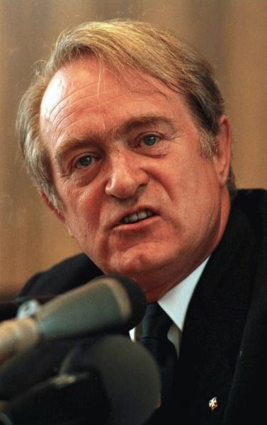 Johannes Rau (*16.Januar 1931, †27.Januar 2006), Quelle: Wienke, Ulrich, Lizenz: CC BY-SA 3.0 de
