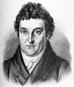 Johann Gottlieb Fichte (*19.Mai 1762, †29.Januar 1814), Lizenz: Public domain