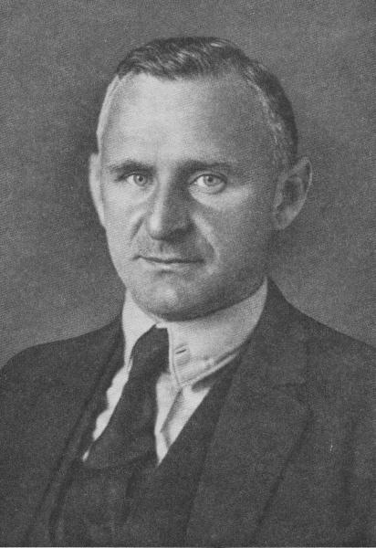 Carl Friedrich Goerdeler (*31.Juli 1884, †02.Februar 1945), Quelle: unbekannt; Rechteinhaber: Familie Goerdeler und die Carl und Anneliese Goerdeler-Stiftung, Lizenz: CC-BY-SA-3.0