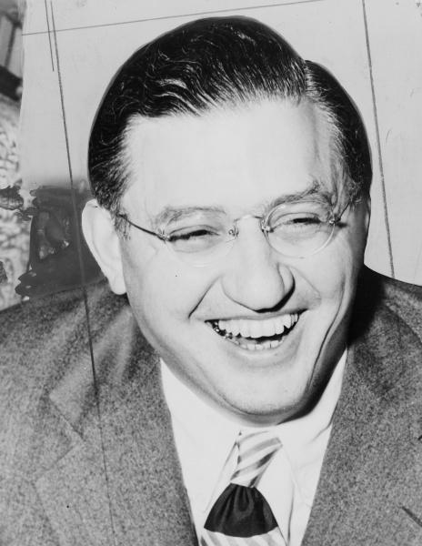 David O. Selznick (*10.Mai 1902, †22.Juni 1965), Quelle: World Telegram staff photographer, Lizenz: Public domain