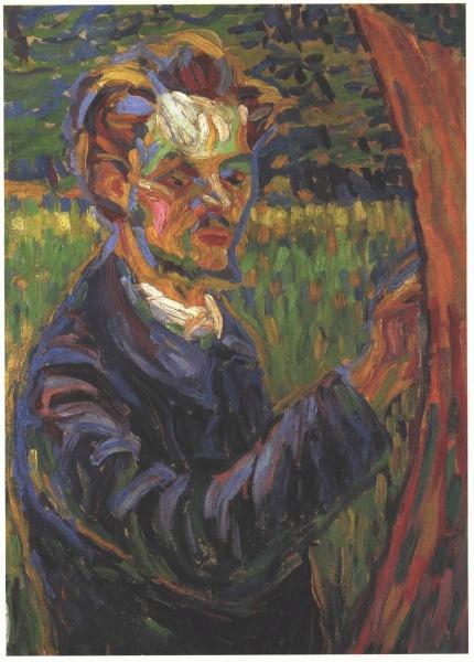 Erich Heckel (*31.Juli 1883, †27.Januar 1970), Quelle: Ernst Ludwig Kirchner, Lizenz: Public domain