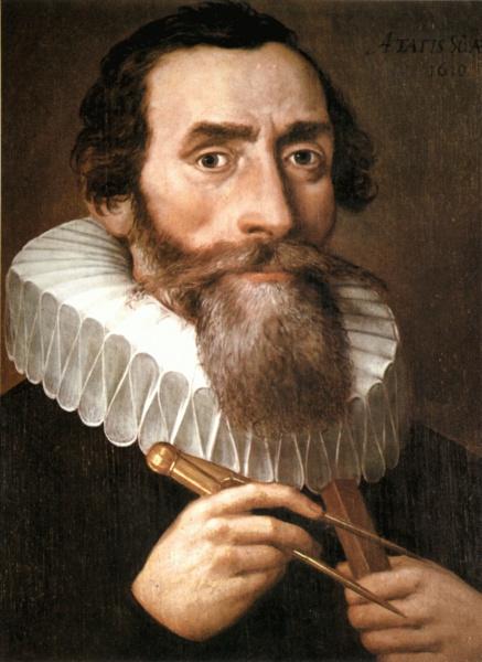 Johannes Kepler (*27.Dezember 1571, †15.November 1630), Quelle: Unbekannt, Lizenz: Public domain