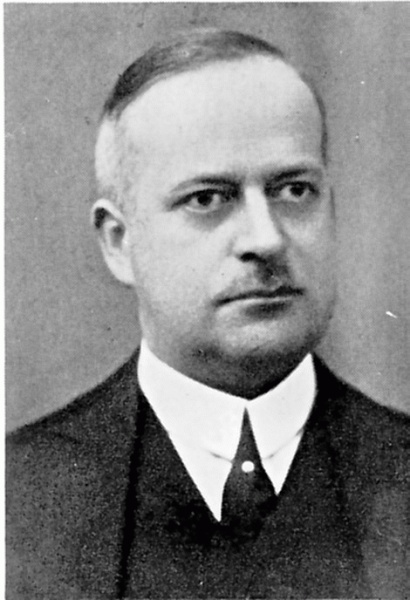 Lars Christensen (*06.April 1884, †10.Dezember 1965), Quelle: Photographer not named., Lizenz: Public domain