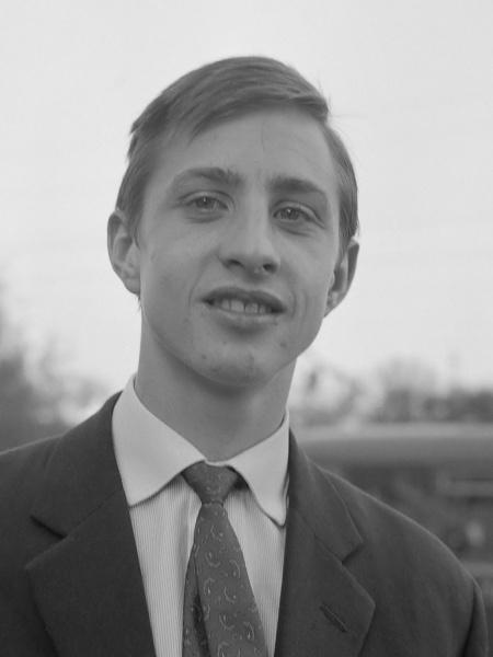 Johan Cruyff (*25.April 1947, †24.März 2016), Quelle: Jac. de Nijs / Anefo, Lizenz: CC BY-SA 3.0