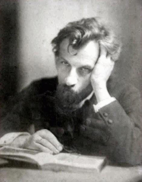 Hans Pfitzner (*05.Mai 1869, †22.Mai 1949), Quelle: Wanda von Debschitz-Kunowski (1870-1935), Lizenz: Public domain