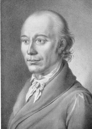 Johann Heinrich Voß (*20.Februar 1751, †29.März 1826), Quelle: J.N.Peroux, Lizenz: Public domain