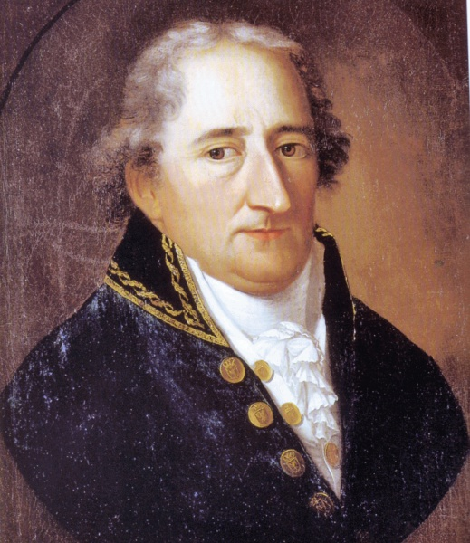 Heinrich Friedrich Karl vom und zum Stein (*25.Oktober 1757, †29.Juni 1831), Quelle: Johann Christoph Rincklake, Lizenz: Public domain