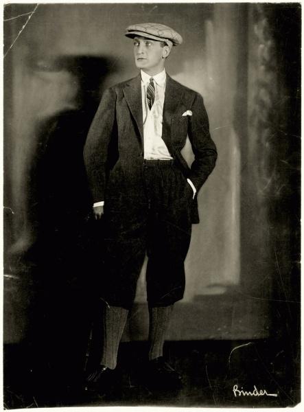 Hans Albers (*22.September 1891, †24.Juli 1960), Quelle: Alexander Binder, Lizenz: Public domain