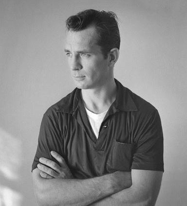 Jack Kerouac (*12.März 1922, †21.Oktober 1969), Quelle: Tom Palumbo from New York, NY, USA, Lizenz: CC BY-SA 2.0