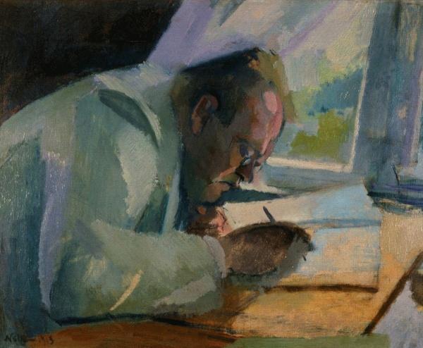 Max Reger (*19.März 1873, †11.Mai 1916), Quelle: Franz Nölken, Lizenz: Public domain