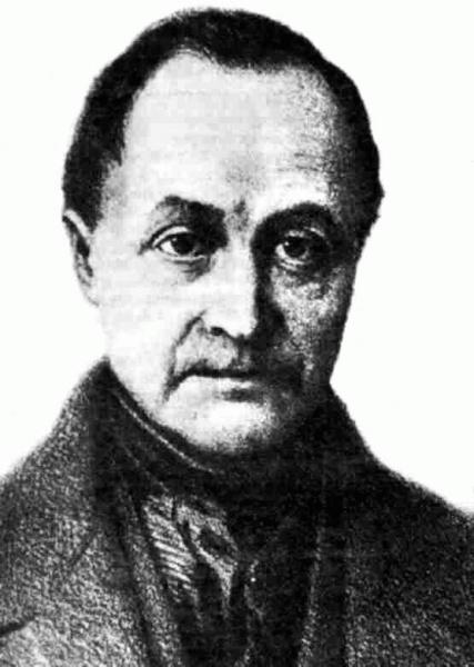 Auguste Comte (*19.Januar 1798, †05.September 1857), Lizenz: Public domain