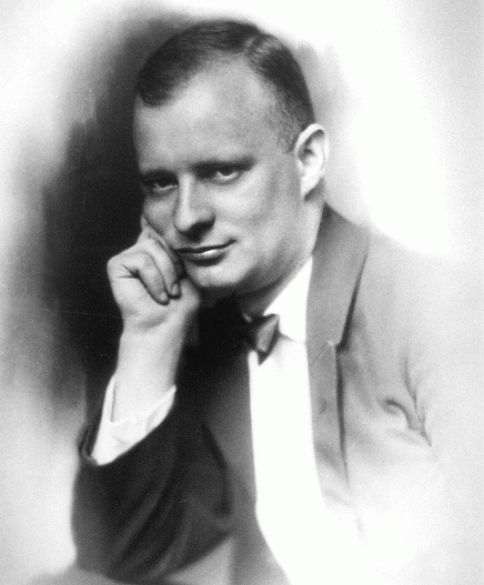 Paul Hindemith (*16. November 1895, †28. Dezember 1963), Lizenz: CC-BY-SA-3.0