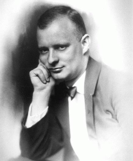 Paul Hindemith (*16.November 1895, †28.Dezember 1963), Lizenz: CC-BY-SA-3.0