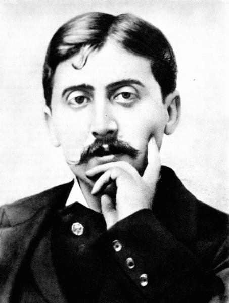 Marcel Proust (*10.Juli 1871, †18.November 1922), Quelle: Otto Wegener (1849-1924) - détail, Lizenz: Public domain