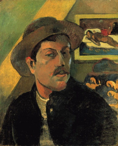 Paul Gauguin (*07. Juni 1848, †08. Mai 1903), Quelle: Paul Gauguin, Lizenz: Public domain