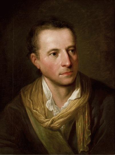 Johann Joachim Winckelmann (*09.Dezember 1717, †08.Juni 1768), Quelle: Ferdinand Hartmann, Lizenz: Public domain