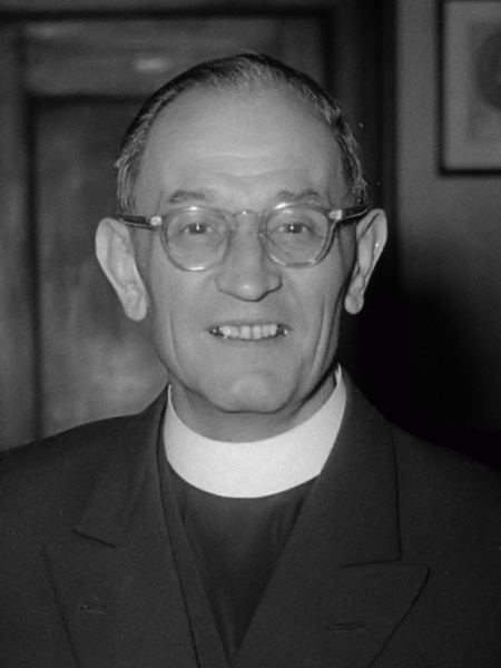 Martin Niemöller (*14.Januar 1892, †06.März 1984), Quelle: J.D. Noske / Anefo, Lizenz: CC BY-SA 3.0 nl