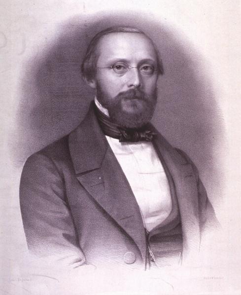 Rudolf Virchow (*13.Oktober 1821, †05.September 1902), Quelle: Unbekannt, Lizenz: Public domain