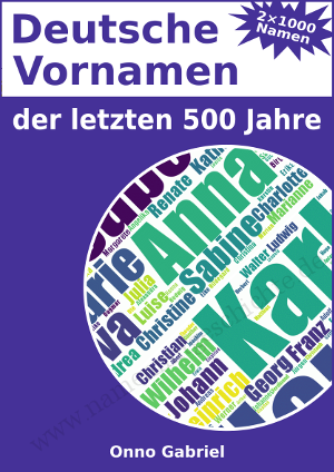 Das Vornamen-Buch